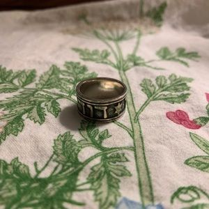 James Avery Song of Solomon Lady's ring